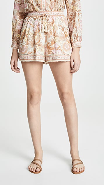 Spell and the Gypsy Collective Jungle Flutter Shorts