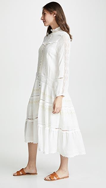Spell and the Gypsy Collective Hanging Rock Gown