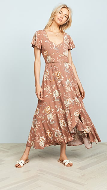 Spell and the Gypsy Collective Rosa Garden Party Dress