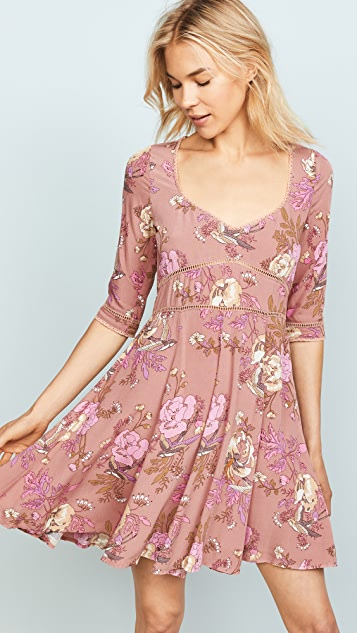Spell and the Gypsy Collective Rosa '90s Dress
