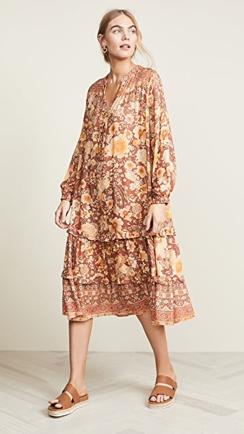 Spell and the Gypsy Collective Amethyst Boho Dress