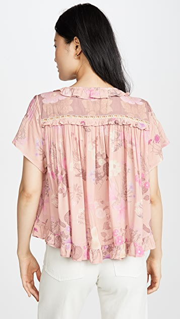 Spell and the Gypsy Collective Wild Bloom Top