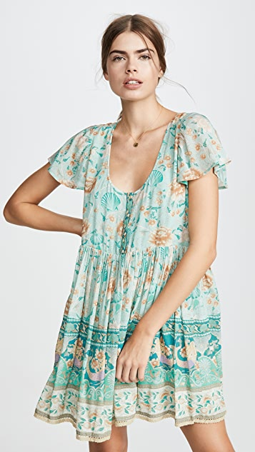 Spell and the Gypsy Collective Seashell Mini Dress