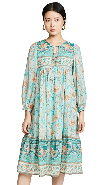 Spell and the Gypsy Collective Seashell Boho Dress