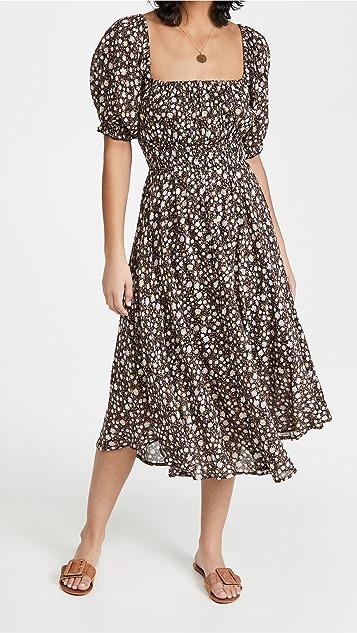 SPELL Rae Midi Dress