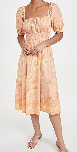 SPELL - Sloan Soiree Dress - Peach