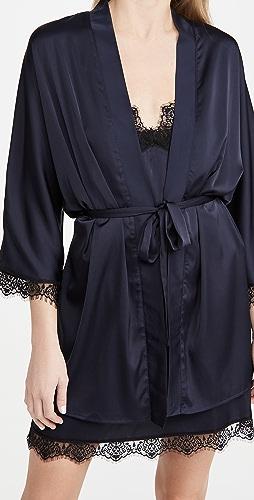 Simone Perele - Satin Secrets Kimono