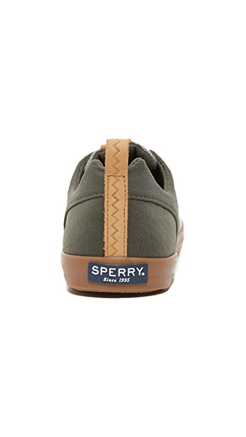 Sperry Paul Sperry Jersey Flex Deck Sneakers