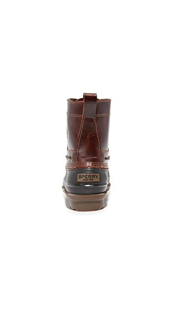 Sperry Decoy Duck Boots