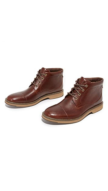 Sperry Commander Chukka Boots