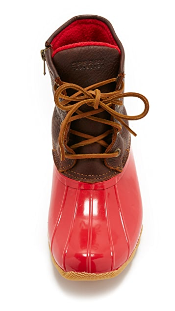 Sperry Saltwater Core Booties