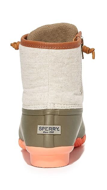 Sperry Saltwater Booties