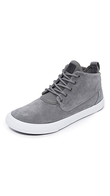 Sperry Cutwater Suede Sneakers