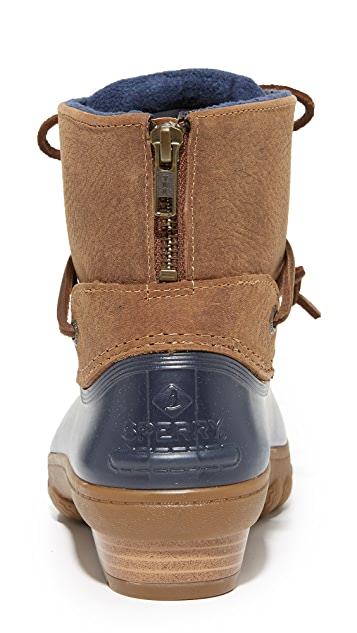 Sperry Saltwater Wedge Tide Booties