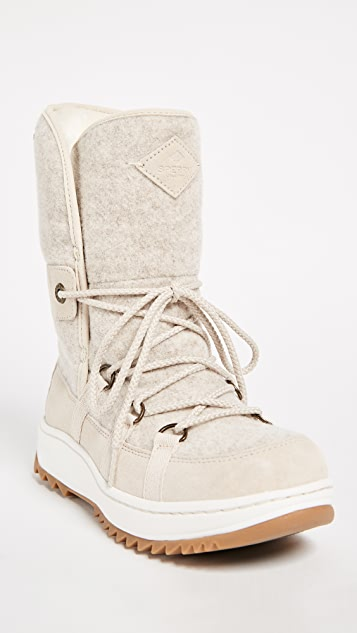 Sperry Powder Ice Cap Boots