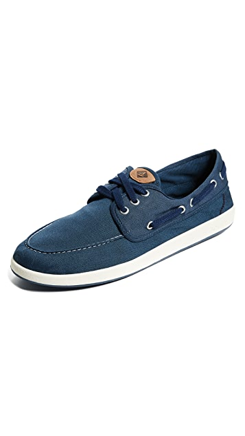 Sperry Drift 3 Eye Slip On Boat Shoes