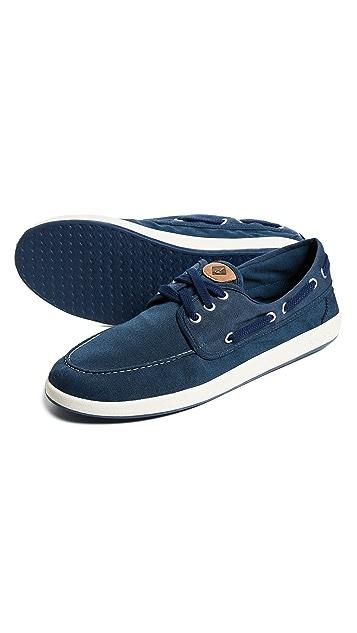 Sperry Drift 3 Eye Slip On Boat Shoes
