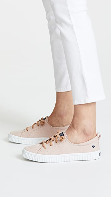 Sperry Crest Creeper Canvas Sneaker OEdUmVnJ