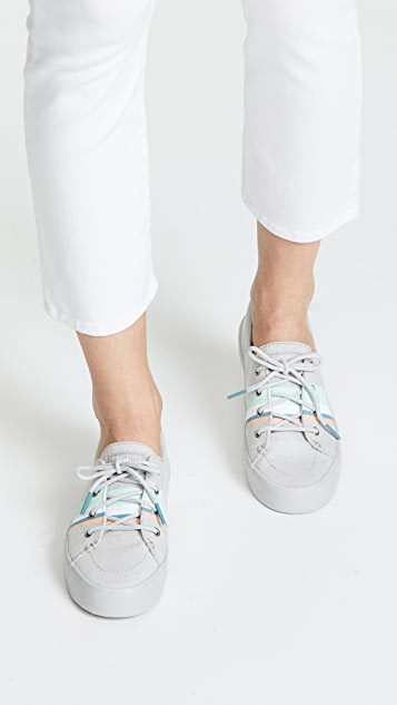 Sperry Crest Vibe Buoy Stripe Sneakers