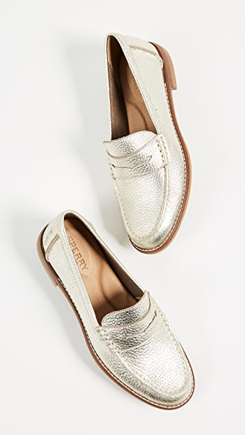 Sperry Seaport Penny Loafers