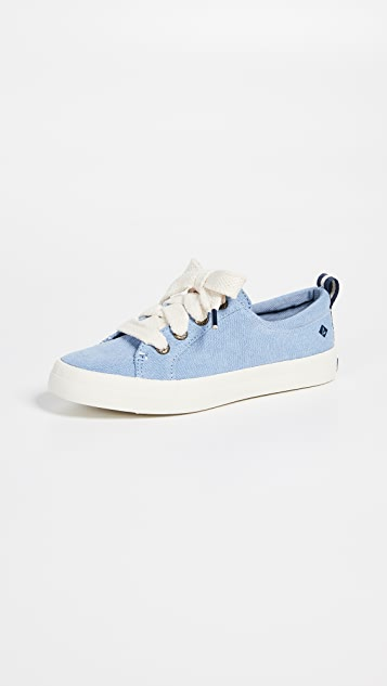 Sperry Crest Vibe Chubby Lace Sneakers