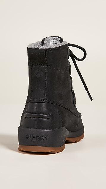 Sperry Maritime Cruz Boots