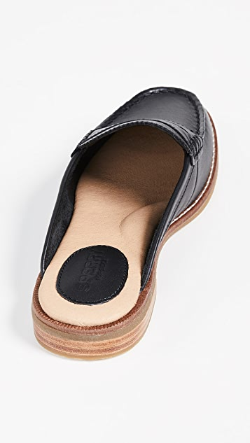 Sperry Seaport Fina Mules
