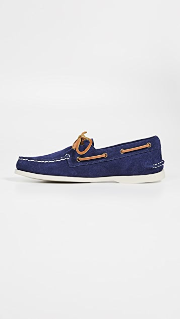 Sperry A/O 2 Eye Suede Shoes