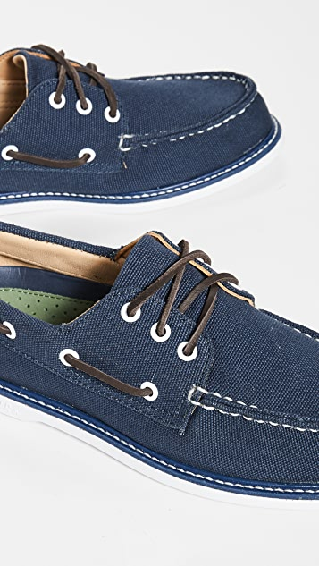 Sperry Authentic Original CVO Canvas Shoes