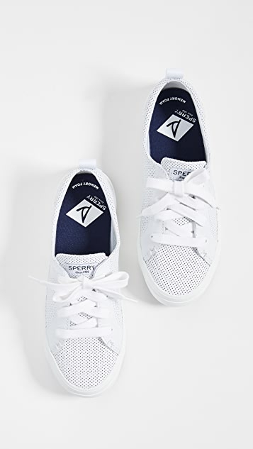 Sperry Crest Vibe Perforated Sneakers
