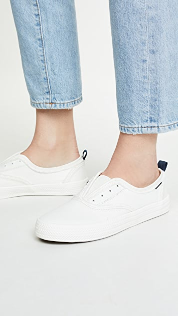 Sperry Crest Knot Fray Sneakers