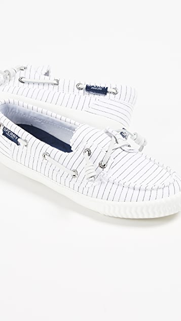 Sperry Sayel Away Pinstripe Flats