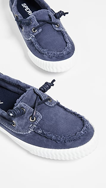 Sperry Sayel Away Washed Flats
