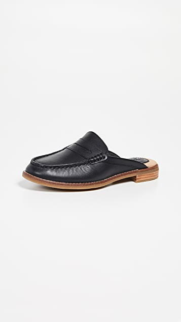 Sperry Seaport Fina 穆勒鞋