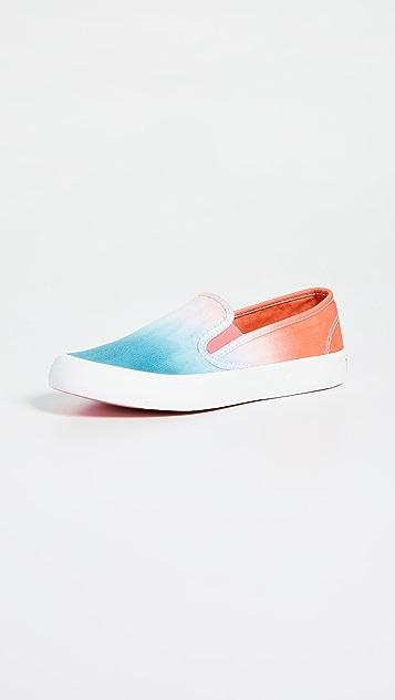 Sperry Seaside Dip Dye Sneakers