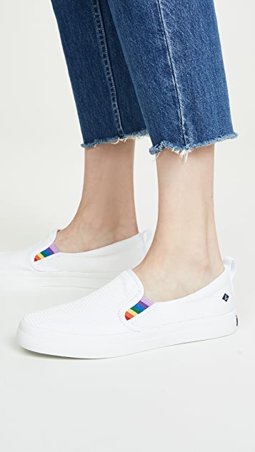 Sperry Crest Twin Slip On Sneakers
