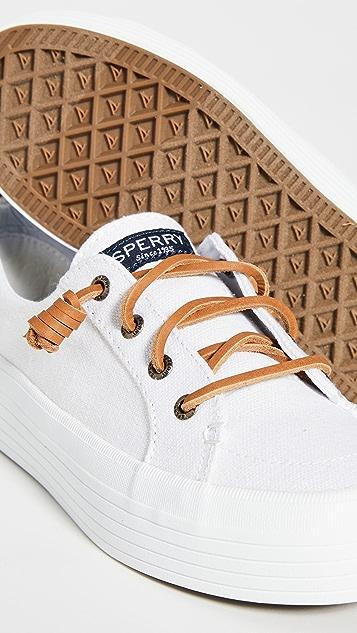 Sperry Crest Vibe Platform Sneakers