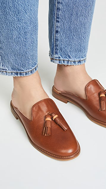 Sperry Seaport Levy Mules