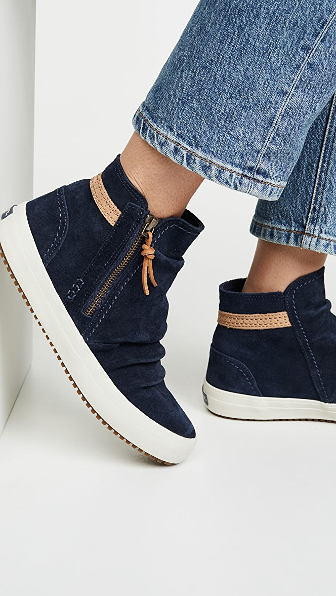 Sperry Crest Lug Zone Sneakers   SHOPBOP