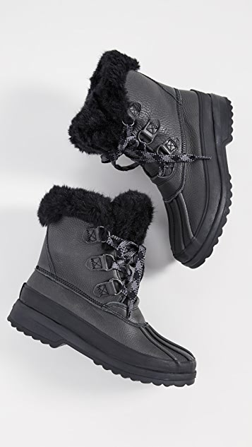Sperry Maritime Winter Boots