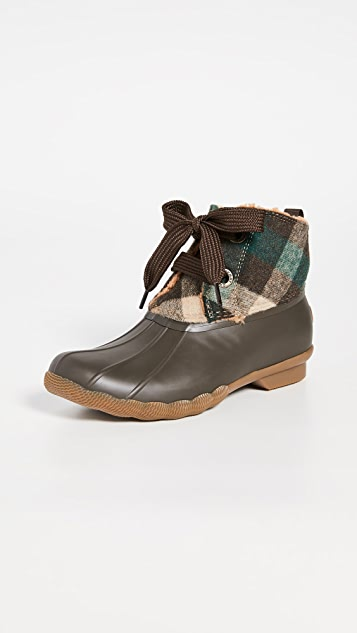 Sperry Saltwater 2-Eye Boots