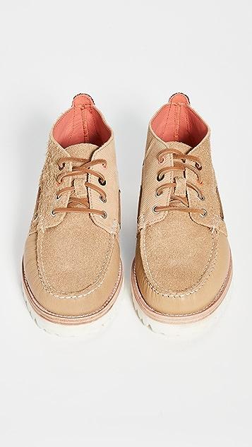 Sperry A/O Chukka Corduroy Chukka Boots