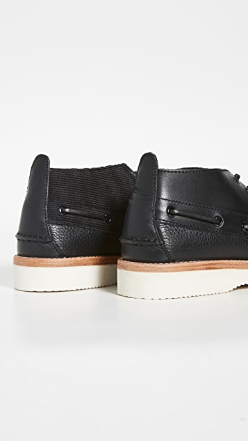 Sperry A/O Cloud Boat Chukka Boots