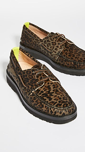 Sperry The Boat Moccasin 3-Eye
