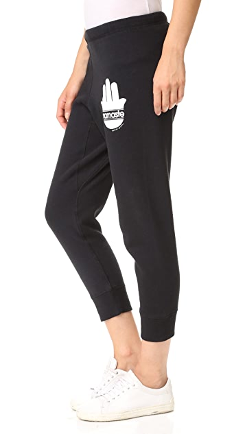 Spiritual Gangster Namaste Stripes Sweatpants