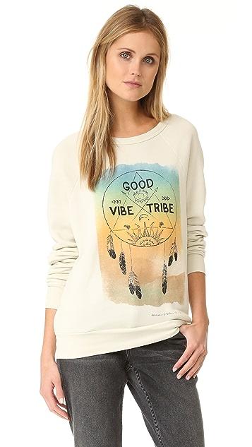 Spiritual Gangster Vibe Tribe Sweatshirt