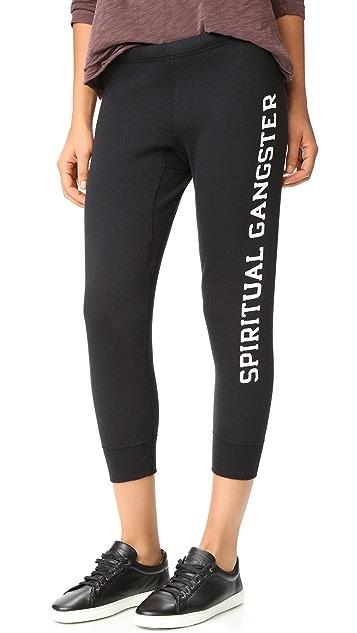 Spiritual Gangster SG Varsity Dharma Pants