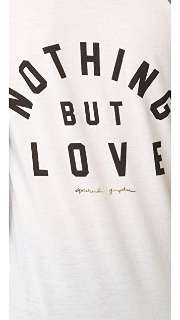 Spiritual Gangster Nothing But Love Pullover