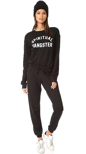 Spiritual Gangster SG 运动裤