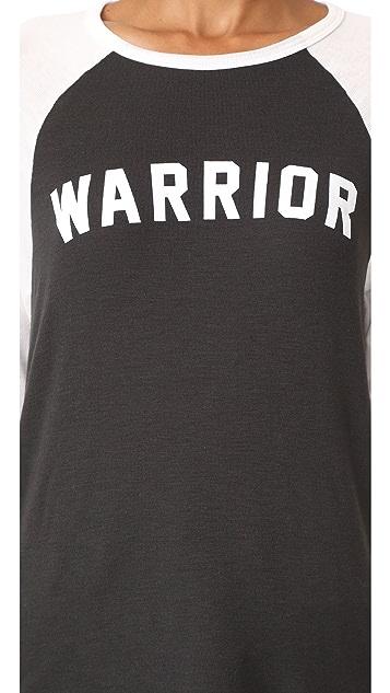 Spiritual Gangster Warrior Retro Pullover